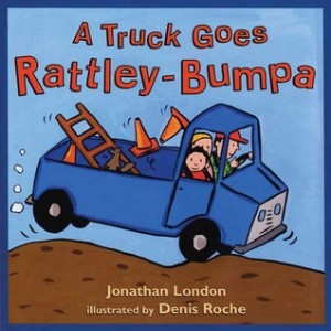 ATruckGoesRattley-Bumpa cover image