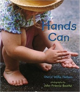 hands can book cover