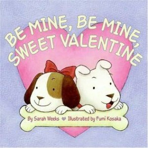 be mine sweet valentine