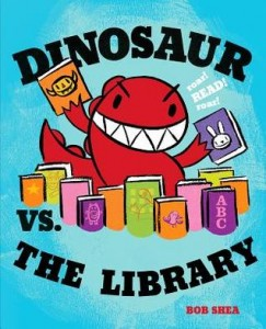dionsaur vs library