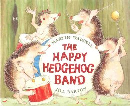 happyhedgehogband