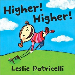 Higher! Higher! book cover