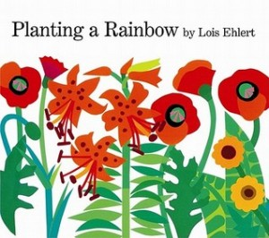 Planting a Rainbow book cover