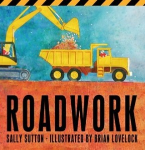 Roadwork book cover