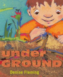 Underground book cover