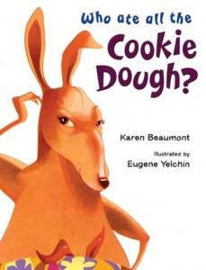 Who Ate All the Cookie Dough? book cover