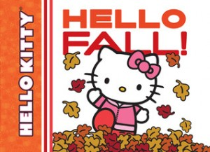 hello kitty hello fall