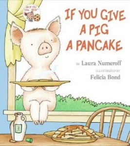 if you give a pig