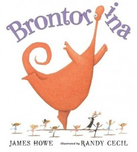 Brontorina book cover