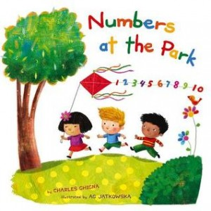 numbers at the park