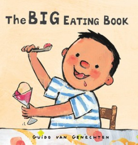 big eating book