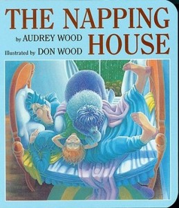 Napping House book cover