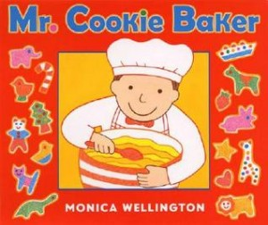 mister cookie baker cover image