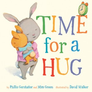 Time for a Hug Book Cover