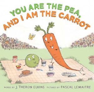 you are the pea and I am the carrot cover image