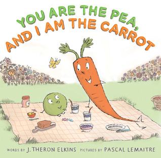you are the pea i am the carrot