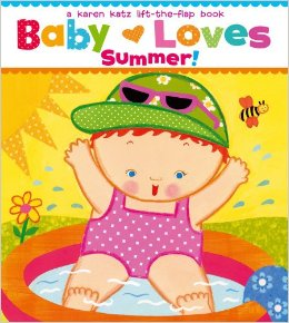 baby loves summer