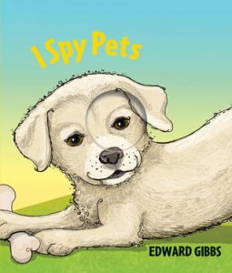 I Spy Pets book cover