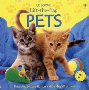 lift the flap pets