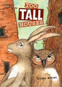 Too Tall Houses book cover