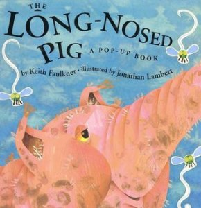 long-nosed pig