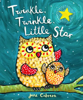 Twinkle Twinkle Little Star book cover