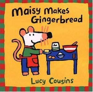 maisy makes gingerbread cover image