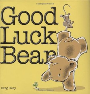 good luck bear