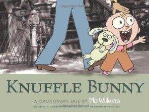 Knuffle Bunny book cover