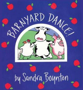 Barnyard Dance book cover