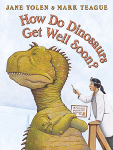 How Do Dinosaurs Get Well Soon? book cover