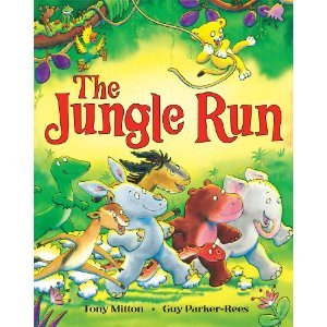 Jungle Run Cover