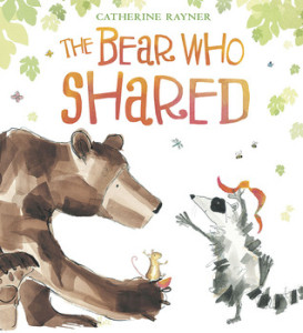 bear who shared cover image