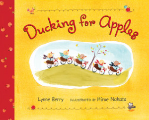 Ducking for Apples Cover Image