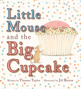 little mouse big cupcake cover image