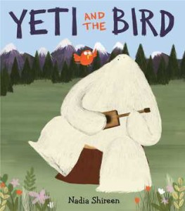 yeti and the bird cover image