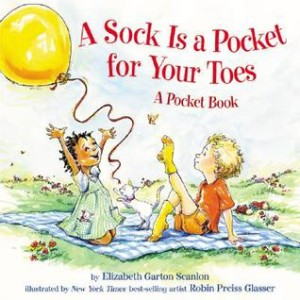 A Sock is a Pocket for Your Toes Cover Image