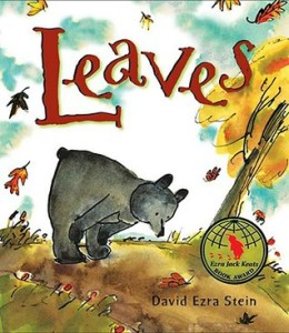 Leaves book cover