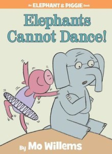 elephants cannot dance cover image