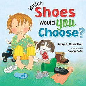 cover image which shoes would you choose