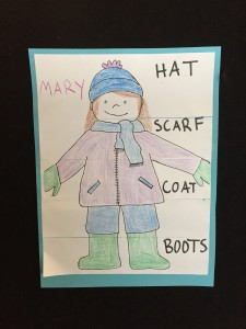 Winter Wear Craft