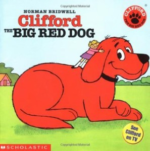 Clifford book cover