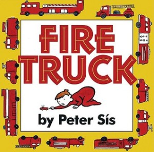 Fire Truck book cover