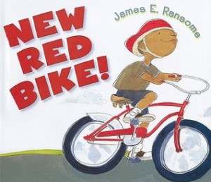 New Red Bike! book cover