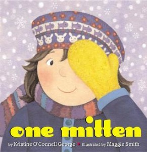 one mitten cover image