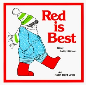 Red is Best book cover