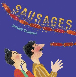 sausages book cover