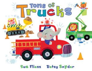 tons of trucks cover image