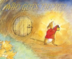 Who Goes There? book cover