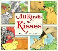All Kinds of Kisses book cover